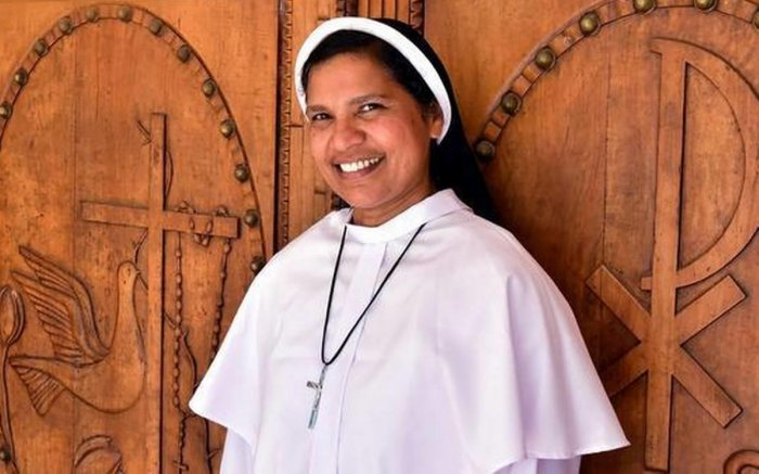 Sister Lucy Kalappura (DH Photo)
