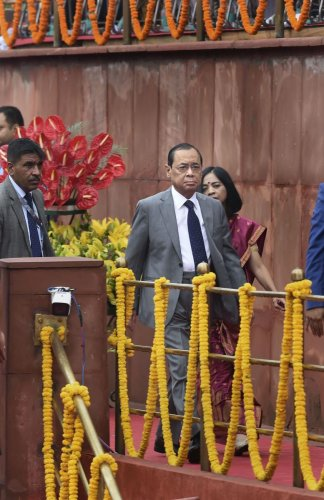 Chief Justice of India, Justice Ranjan Gogoi. (PTI Photo)