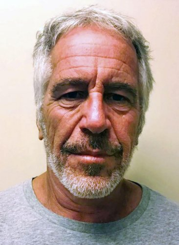 The New York Times cited officials as saying that Epstein had used a bedsheet to hang himself. (AFP file photo)