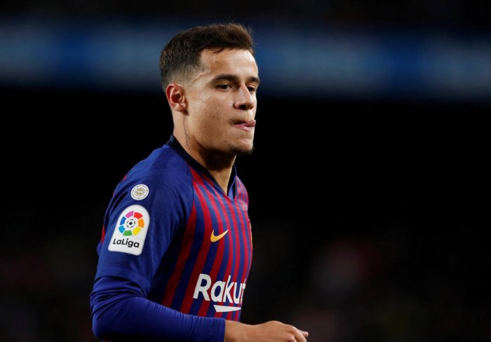 Coutinho has struggled to establish himself since moving to Barcelona last year (Reuters File Photo)