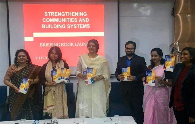 Vidhi Karnataka's Briefing Book 2019 being released on Sunday.
