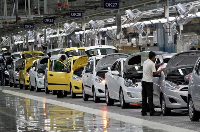 The auto industry has been increasingly been demanding stimulus, along with a reduction in the tax rates