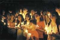 IIM Lucknow observes Earth Hour