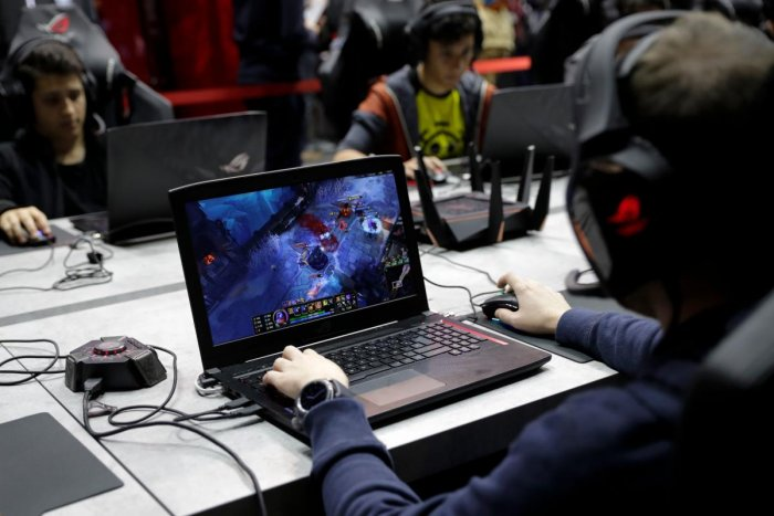 According to several players in Shanghai, the most common health complaint for pro gamers is Carpal Tunnel syndrome. (AFP file photo)