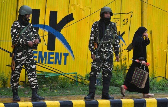 The government must direct its efforts towards giving Kashmiris a sense of being 'full citizens' of the Indian state
