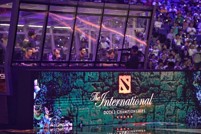 A record $33.5 million is up for grabs but professional eSports players like those competing in The International in Shanghai this week pay a physical price with deteriorating eyesight, digestive problems and wrist and hand damage.