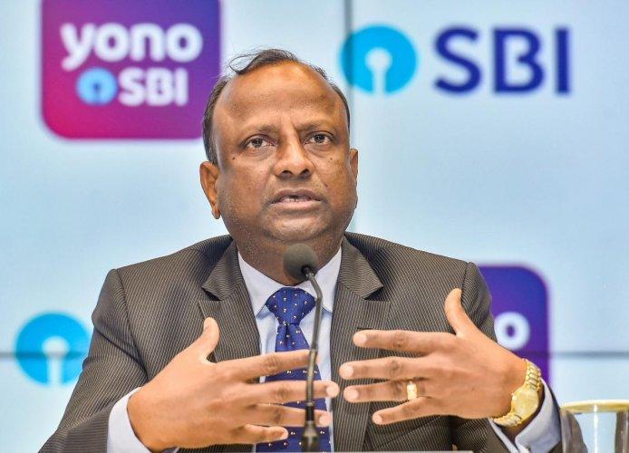 State Bank of India Chairman, Rajnish Kumar (PTI Photo)