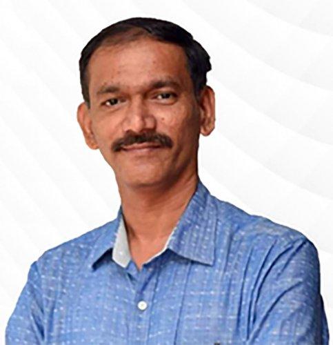 Girish Raya Chodankar. (DH Photo)