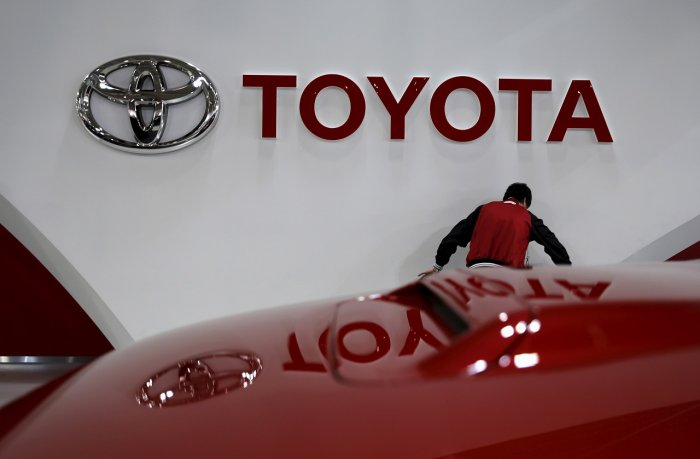 Toyota and Hyundai are the latest in a string of companies to halt production at plants to combat slumping sales (Reuters File Photo)