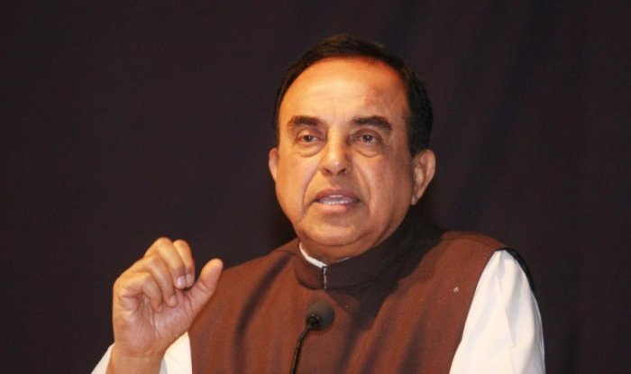 """As far as Pakistan's Prime Minister Imran Khan is concerned, he is dummy of ISI. He is their parrot and speaks only the language of ISI,"" Swamy said."