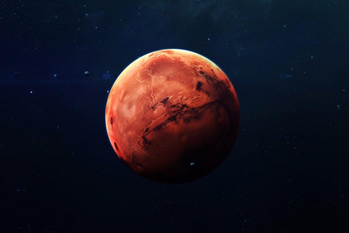 Mars. Reuters file photo