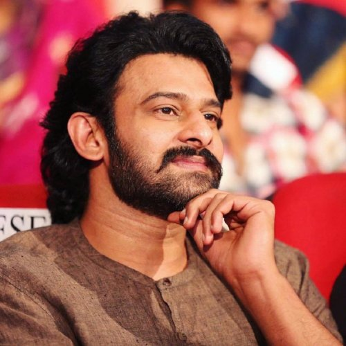 """With the """"Baahubali"""" series, Prabhas became a pan-India star, with his popularity even reaching international regions. File photo"""