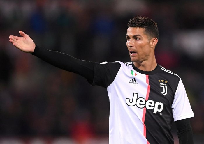 Portuguese star Ronaldo, whose influence at Real Madrid mirrored that of Messi at Barcelona before he left for Juventus, admitted that the pair have never socialised together. (Reuters File Photo)
