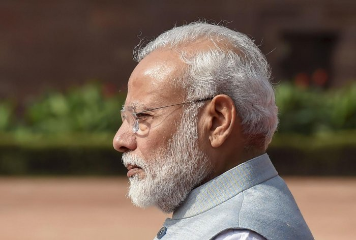 Prime Minister Narendra Modi. PTI file photo