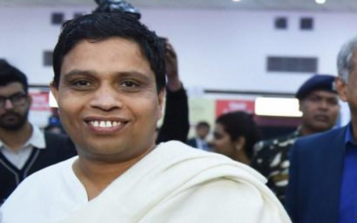 Balkrishna was first taken to a hospital in Haridwar after he complained of giddiness and chest pain, sources at the Patanjali Yogpeeth said. (PTI File Photo)