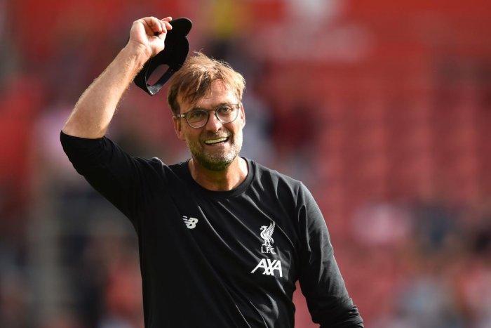Liverpool's German manager Jurgen Klopp. (AFP Photo)