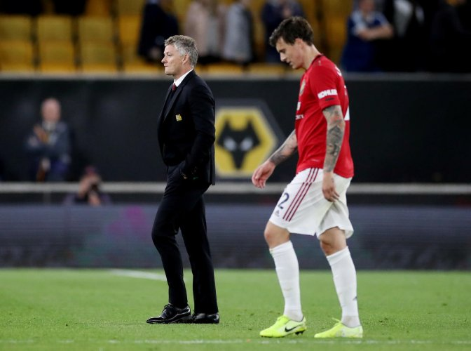 Manchester United manager Ole Gunnar Solskjaer after the match Action Images. (Reuters Photo)