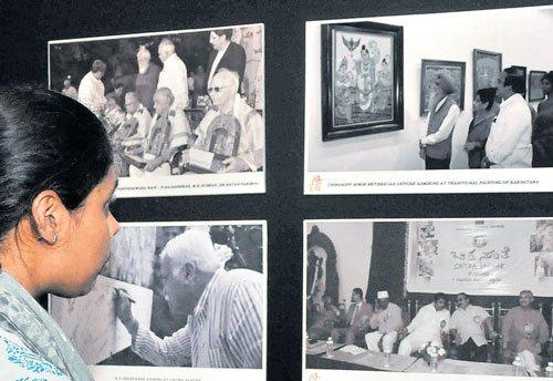 Photo exhibition chronicles CKP's journey