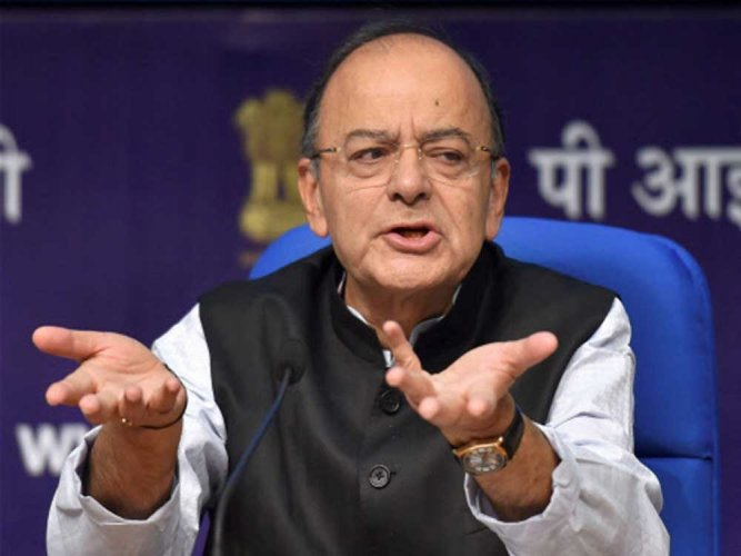 Arun Jaitley on Friday accused the Congress party of trivialising the power of impeachment and using it as a political tool. PTI File Photo