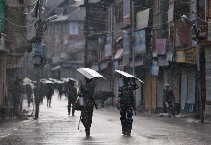 Article 370 has been the foundational basis for Jammu & Kashmir being a part of India and not a historic blunder as it has been widely portrayed in the wake of its abrogation by Parliament last week. Reuters file photo