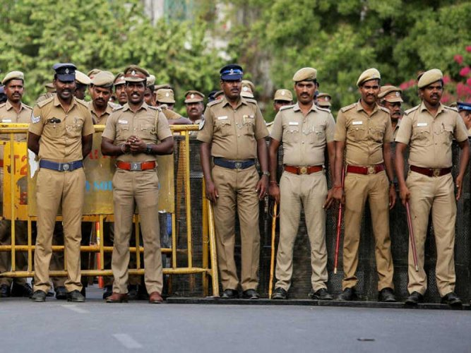 The Kerala police are maintaining high alert in parts of Palakkad district close to Coimbatore in Tamil Nadu following suspicions that six LeT terrorists intruded into Tamilnadu. (Reuters File Photo. For representation only)