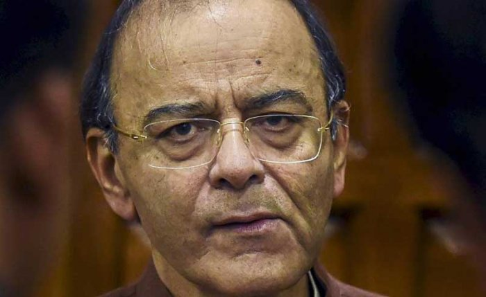 Former Finance Minister Arun Jaitley. (PTI File Photo)