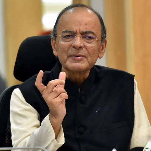 Finance Minister Arun Jaitley will address the Board of Directors of the Reserve Bank of India (RBI) this morning to apprise them about major policy decisions taken by the government in the interim Budget of 2019-20. PTI file photo