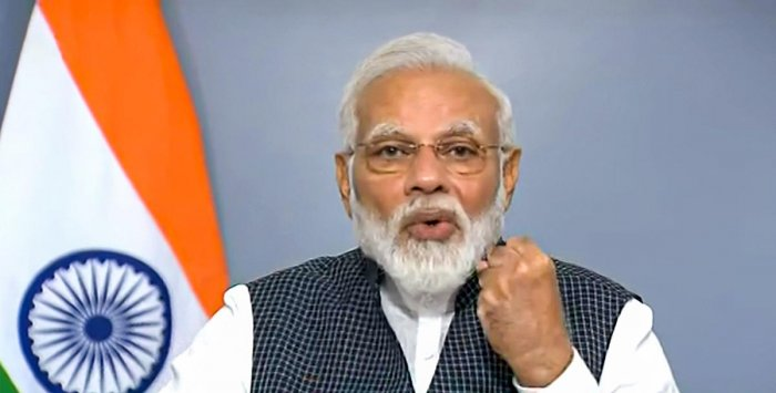 Stating that no one had been able to speak about the benefits of Article 370 and Article 35A, the prime minister said the two sections only fomented terrorism backed by Pakistan.