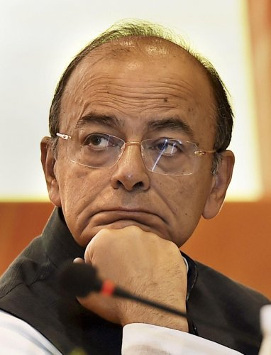 Jaitley, 66, breathed his last at 12:07 pm at the AIIMS in Delhi after battling multiple health issues for the last several months. He was on life support.(PTI Photo)