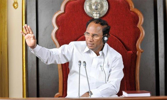 Telugu Desam Party leader Kodela Sivaprasada Rao