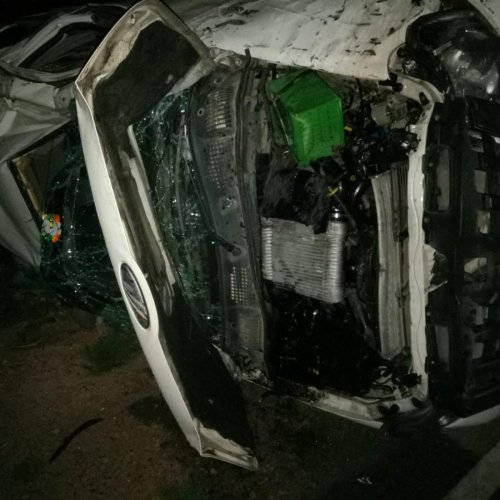 A pre-dawn outing to Nandi Hills turned fatal for four people as their SUV toppled after hitting a road divider on the northern outskirts of Bengaluru on Saturday. The crash also left five others wounded.