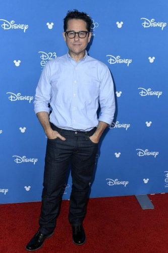 J.J. Abrams attends Go Behind The Scenes with Walt Disney Studios during D23 Expo 2019 at Anaheim Convention Center on August 24, 2019 in Anaheim, California. Photo by AFP