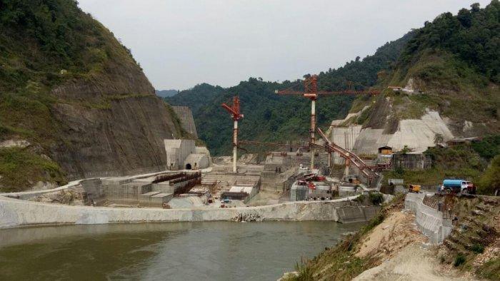 Lower Subansiri hydroelectricity project/NHPC