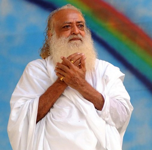 The godman had requested the court that his case be heard on a priority due to his poor health and old age.