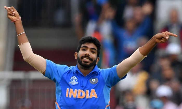 The 25-year-old has played just 11 Tests in his fast-rising career and has 55 wickets, averaging 20.63 at a brilliant economy rate of 2.64. AFP