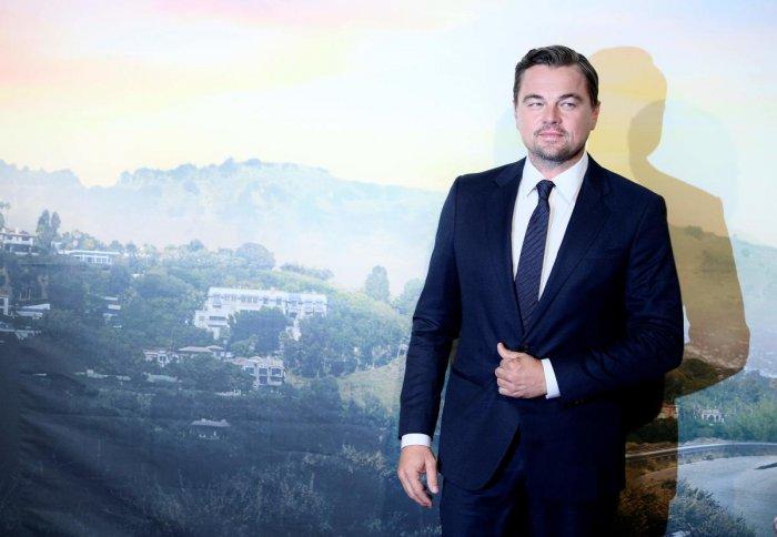 Leonardo DiCaprio's new environmental organisation Earth Alliance, has pledged USD five million to help preserve the Amazon rainforest amid raging fires (AFP File Photo)