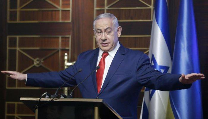 Kyiv: Israeli Prime Minister Benjamin Netanyahu. (PTI Photo)