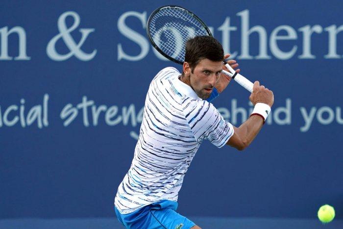 Novak Djokovic. (File Photo)