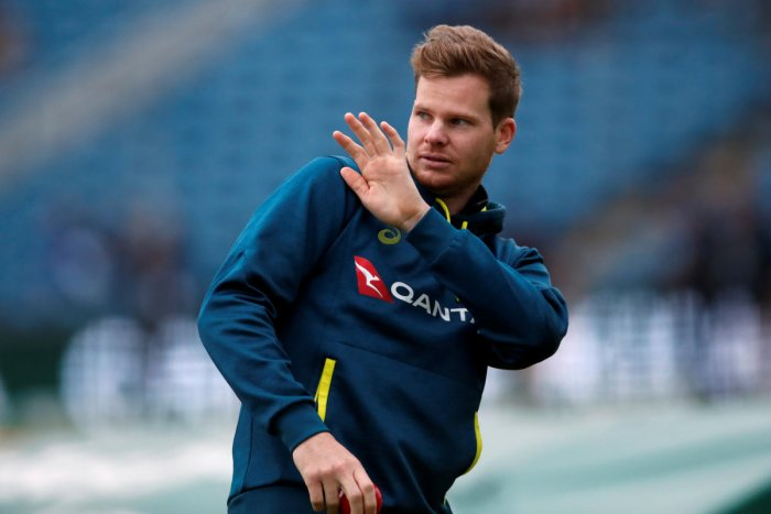 Smith, still far and away Australia's top run-scorer with 378 runs from two matches, was back in the nets on Sunday and is expected to play in the three-day tour match against Derbyshire starting Thursday. Photo/Reuters