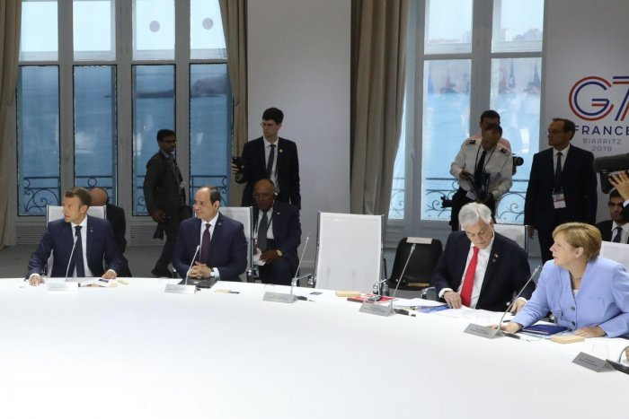 The G7 countries have agreed to release 20 million euros ($22 million) for the Amazon. (AFP Photo)
