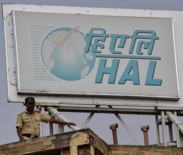 Defence Public Sector Undertaking (DPSU) HAL cannot be selected as a strategic partner as the project is reserved exclusively for the private sector. (DH File Photo)