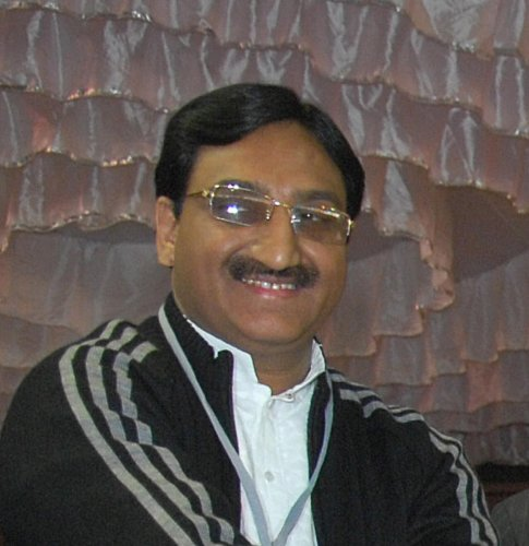 Ramesh Pokhriyal Nishank (DH photo)