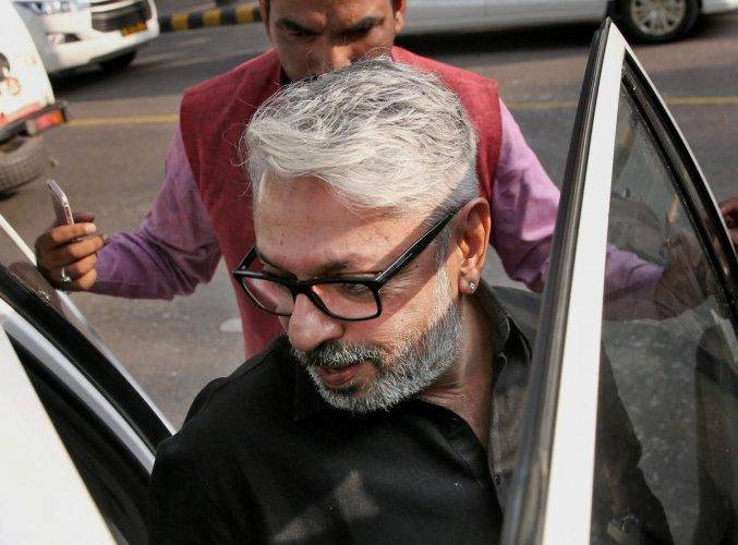 Filmmaker Sanjay Leela Bhansali (PTI Photo)