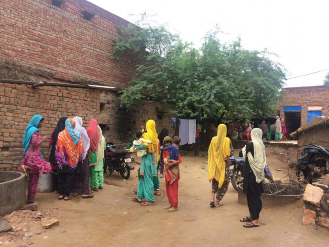 A state-level committee has approved projects worth Rs 1,373 crore for the development of 15 clusters of 69 village panchayats in Rajasthan. File photo for representation