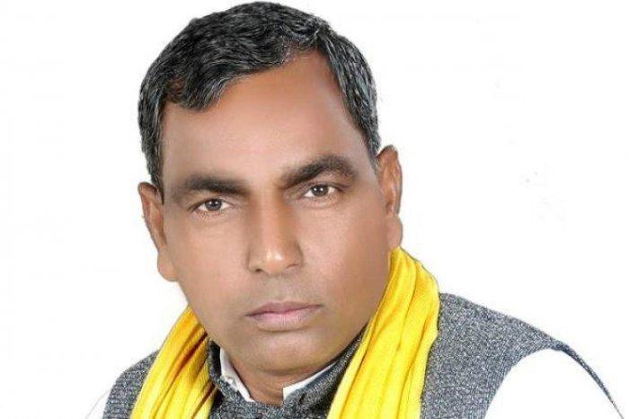 Om Prakash Rajbhar. File photo