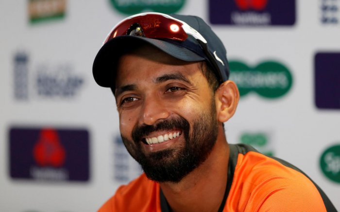 Despite the dip in his performance, the Indian team management persisted with Rahane and it paid off. Reuters/File Photo