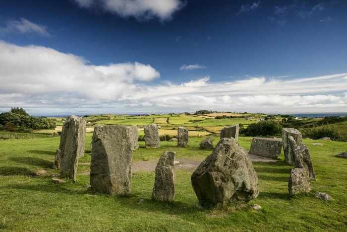 Drombeg Stone Circle. PHOTOS BY AUTHOR