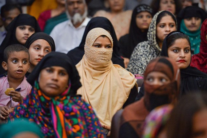 In a bid to ensure effective implementation of the Act, the Uttar Pradesh Police is contemplating to arrest the accused. except in two-three cases, no arrest has so far been made in the over 200 cases lodged. Representative Image. (PTI Photo/Vijay Verma)