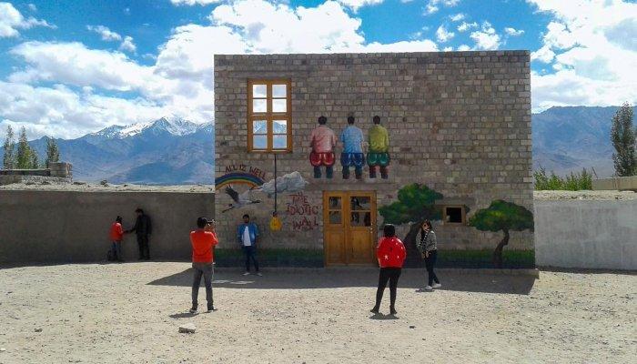 Druk Padma Karpo School (PTI Photo)