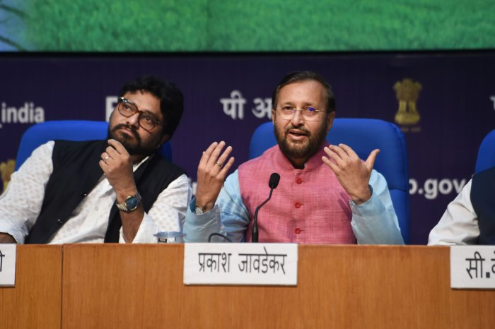 The Environment Ministry has set 2030 as the target year to finish the task that has the potential to create 75 lakh new jobs as every hectare could provide livelihood options to 1.5 persons, said Union Environment Minister Prakash Javadekar. Photo/PTI